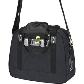 Basil Portland Business Luggage Pannier Bag 19l Women, black